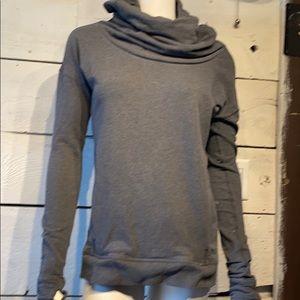 Lululemon stress less grey hoodie 2 or 4